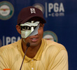 Tiger Woods Robot
