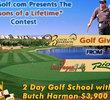 Butch Harmon Lessons Contest