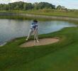 Eagle Eye Golf Club - Pot Bunker