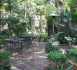 The St. Francis Inn B&B - Courtyard