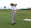 Peter Krause on sidehill shots