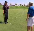 Dean Reinmuth on long putts