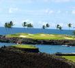 South Course at Mauna Lani Resort - hole 15