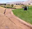 Siena Golf Club - turf removal