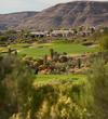 Siena golf course in Las Vegas - hole 10