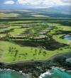 Mauna Lani - Aerial view
