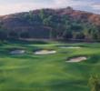 Black Gold Golf Club - hole 2