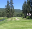 Plumas Pines's fourth hole
