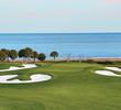 Oceanfront golf course at Palmetto Dunes