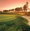 Oconee golf course at Reynolds Plantation - practice green