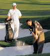 Bali Hai Golf Club in Las Vegas - caddies
