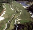 Disney World's Osprey Ridge Golf Course - holes 4 and 7