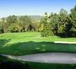 Industry Hills Golf Club - Ike course - hole 9