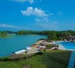 Houston Oaks Country Club & Family Sports Retreat -- lake pool