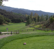 Malibu Golf Club - sixth tee