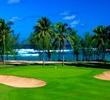 Fazio golf course at Turtle Bay Resort - No. 11