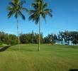 Fazio golf course at Turtle Bay Resort - No. 6