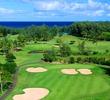 Fazio golf course at Turtle Bay Resort - No. 14