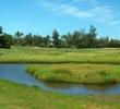 Fazio golf course at Turtle Bay Resort - No. 18