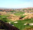 Oasis Golf Club - Canyons Course - No. 17