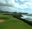Popui Bay Golf Course - 16th hole