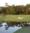 Disney's Magnolia Golf Course - Mickey Mouse bunker