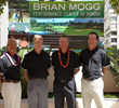 Brian Mogg and staff