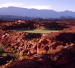 Coral Canyon Golf Course - hole 6