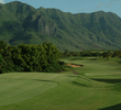 Puakea Golf Club - hole 17
