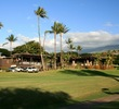 Old Blue Course at Wailea Golf Club - clubhouse