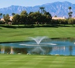 Desert Falls Country Club - fountain