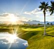 Coyote Springs Golf Club - 18th hole