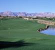 TPC Las Vegas golf course -  No. 18