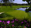 South nine at Grand Cypress Resort - hole 6
