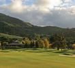 Carmel Valley Ranch golf course - hole 18