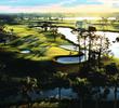 The Champion - Hole No. 1 at PGA National