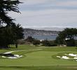 Black Horse golf course in Seaside - hole 7
