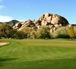 Boulders South golf course - 7th green