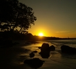 Mauna Kea Beach Hotel - sunset