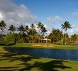 Kauai Lagoons Golf Club in Lihue - No. 18