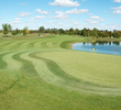 Darby Creek Golf Course - hole 18
