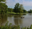 Shaker Run Golf Club - fisherman