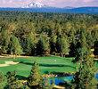 Eagle Crest Resort - Ridge golf course - hole 3