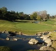 Los Robles Greens Golf Course - hole 18