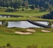 The Jackal Golf Club at Mt. Brighton - 1st tee