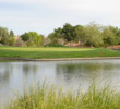 Desert Willow Golf Course - 18th hole