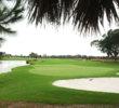 President C.C. - Eagle golf course - 18th