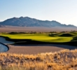 Las Vegas Paiute Golf Resort - Wolf Course - 12th hole