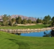 Desert Pines Golf Club - hole 17