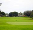 Atlantis  C.C. golf course - hole 9